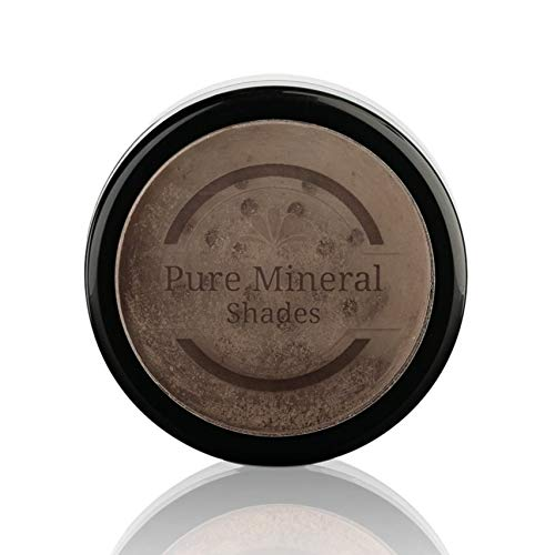 pure mineral concealer as a natural remedy to reverse gray hair